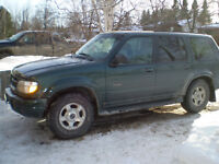 1999 Ford Explorer 4 x 4 SUV Limited Ed. 4 Door Auto ( As Is )