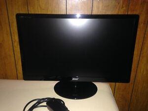 """21"""" Acer LED Monitor"""