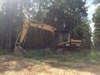 CAT 315BL Excavator