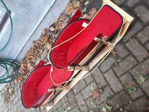 Two Seated Sled