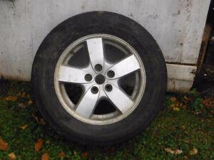 mag de grand caravan et pneus toyo été 215/65r16