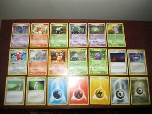 20 cartes Pokemon différentes VENDU Gatineau Ottawa / Gatineau Area image 1