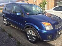 🚗🚕🚙Blue Ford Fusion 2007 1.6 petrol £1595 🚙🚕🚗