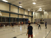 BADMINTON - FAMILY AND ADULT CLUB
