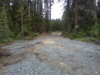 9 acre lot on Laforest Rd.