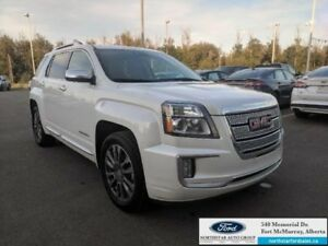 2017 GMC Terrain Denali|3.6L|Rem Start|Nav|Moonroof|Heated Seats