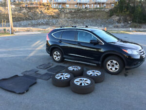 2014 Honda CR-V EX AWD 5+ Yr Warranty, Low KM's, Priced To Sell