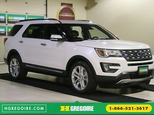 2016 Ford Explorer LIMITED AWD CUIR TOIT PANO NAV