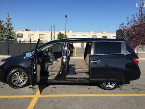 2013 Honda Odyssey ex-res 8 places garantie prolongée 160000km