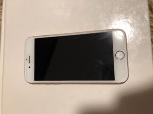 iPhone 6s 16gb, unlocked, excellent condition!