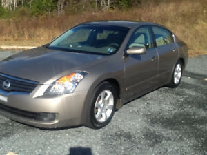 2008 NISSAN ALTIMA 2.5S..LIKE NEW..AMAZING COND..MAKE OFFER