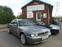 2007 Jaguar XJ 2.7TDVi Auto Sovereign New Engine Fitted At Jaguar @ 96,000Miles