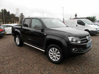 2015-65 Volkswagen Amarok 2.0BiTDi ( 180PS ) Highline 4MOTION Sel