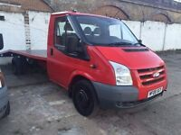 Ford Transit Immaculate Recovery Truck beaver Tail Mint 3.5 Tonne