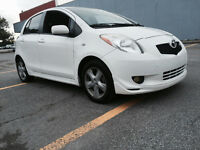 2008 Toyota Yaris RS Hatchback