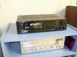 ONKYO RECEIVER WITH TOWER SPEAKERS