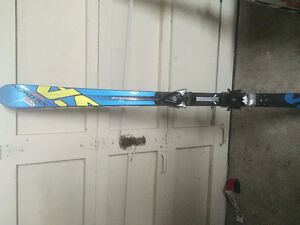 Salomon Giant Slalom skis
