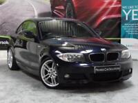 2012 BMW 1 SERIES 118D M SPORT COUPE DIESEL