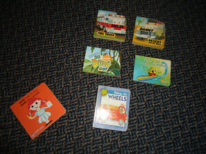 Lot of 2 board books + BONUS board book