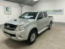 *BUY NOW FROM £168 PER MONTH* TOYOTA HI-LUX 2.5 HL3 4X4 D-4D DCB 142 BHP DIESEL