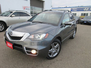 2011 Acura RDX Tech-CLEAN CAR!SAFETY CERTIFIED &WARRANTY!$14,490
