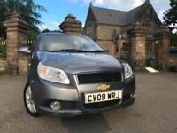 2009 (09) Chevrolet Aveo 1.4 LT**Cheap Car**