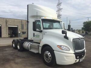 2019 International LT625 6X4, Used Day Cab Tractor