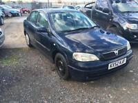 Vauxhall/Opel Astra 1.6i Club LONG MOT EXCELLENT RUNNER