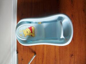 Baby bath tube