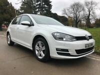 2016 Volkswagen Golf 2.0 TDI Match Edition 5dr 5 door Hatchback