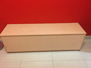 Wooden Benches with Storage (7 in total)