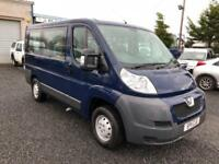 PEUGEOT BOXER 333 SWB wheelchair vehicle 2011 11 reg