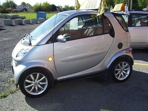 Smart fortwo Panoramique diesel 2005