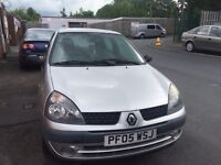 Renault Clio 1.2 rush for sale