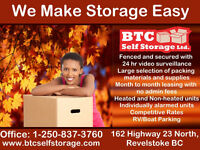 Residential & Commercial Storage