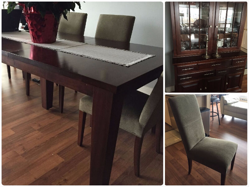 Geddes custom dining room set tables and sets