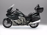 BMW K 1600 GTL Motorcycle - BARELY USED @ REDUCED PRICE