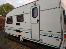 1997 Bessacar Denaby XL, 4 or 5 berth with toilet/shower. Ready to go!