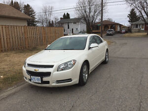 2010 Chevrolet Malibu LT Platinum Edition Sedan       $9,975
