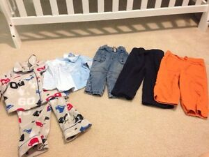 Various 12-18month clothes