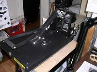 Commercial grade HIX 16 x 20 Inch T-Shirt Heat Press