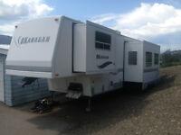 okanagan fithwheel trailer