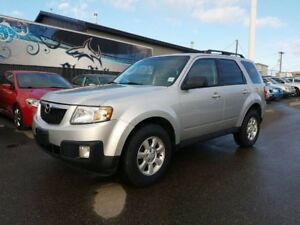 2010 Mazda Tribute GT - 4WD, Leather, Sunroof