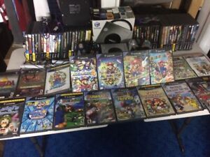 Gamecube, Accessories and Games