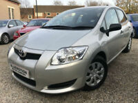 ✿57-Reg Toyota Auris 1.4 VVT-i T2 5DR ✿ONE OWNER ✿VERY LOW MILEAGE✿