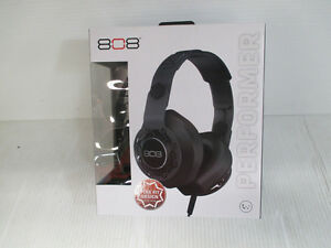 RCA 808--Performer Over-Ear Headphones -New in box
