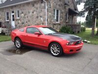 2010 Ford Mustang Poney car Coupé (2 portes)