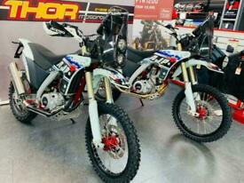 AJP 2021 PR7 NEW E5 RALLY AVENTURE TOP SPEC 2 MODELS PREORDER NOW FROM £9450