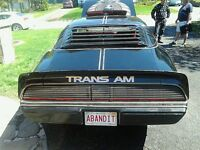looking to trade a 1979 trans am for a older dodge car