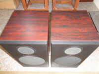 MORDAUNT SHORT MS-5.30 + SONY SS-RXD7S Speakers